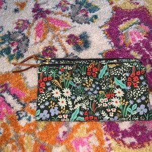 Handbags - Rifle Paper Company Meadow Floral Zip Wallet.